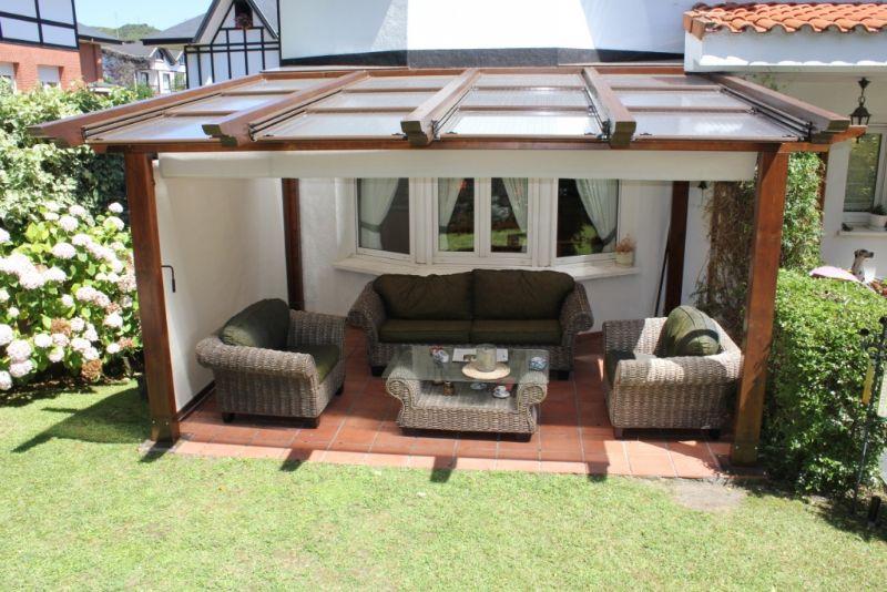 Madeira luxor productos for Diferentes tipos de techos para terrazas